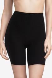 chantelle softstrech C26450 panty invisible noir sans coutures confort fond doublé coton  - Voir en grand