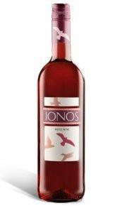 IONOS Cavino Rosé 0,75 ml - Vins - La Grèce Gourmande - Voir en grand