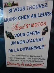 Vos equipements et accessoires sur Dijon Chenove chez ANGEL'S MOTOS 21