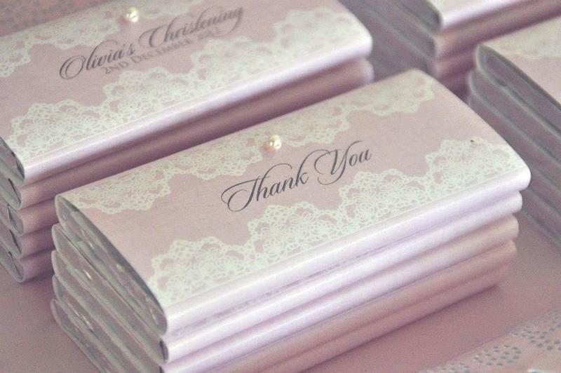 Cadeau invités 'Tablette de Chocolat' - Cadeaux Gourmands Mariage - La Grèce Gourmande - Voir en grand