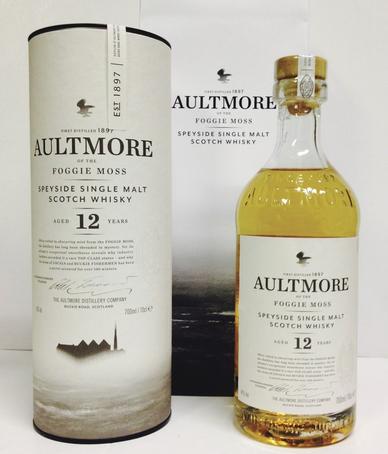 Aultmore 12 ans Whiskies & Spirits - Voir en grand