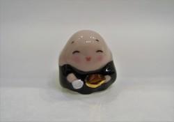 Mini 7 divinités du bonheur - Hotei - Comptoir du Japon
