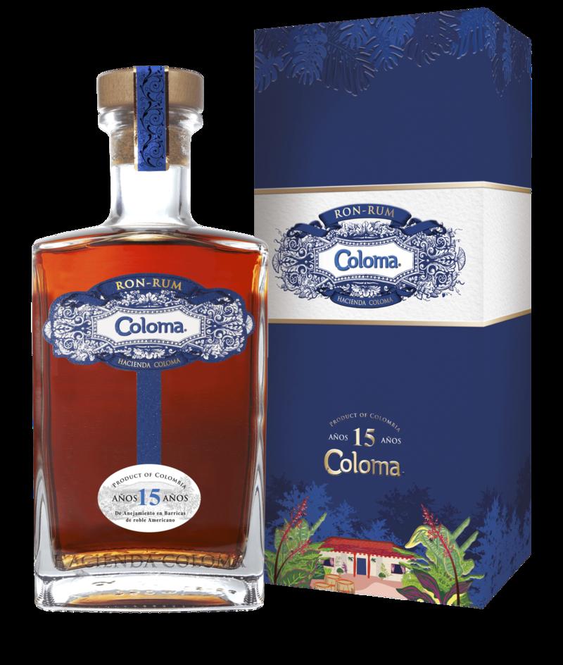 COLOMA 15 ANS WHISKIES & SPIRITS - Voir en grand
