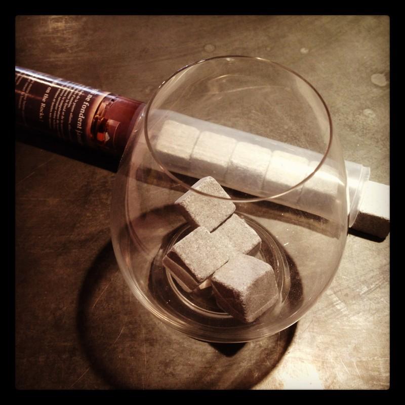 Pierres à whisky - Voir en grand