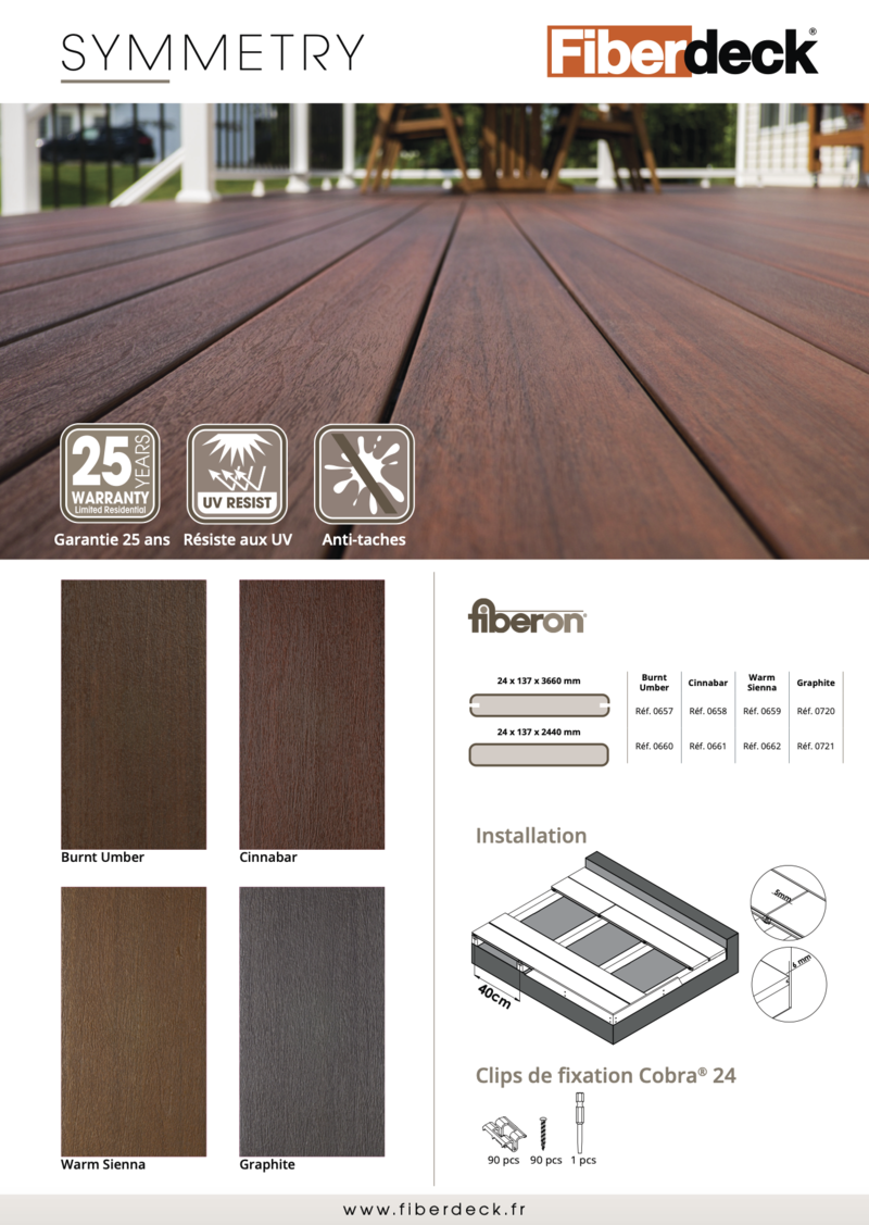 fiberon symmetry  - Voir en grand