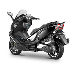 DAELIM XQ 125 D ANGEL'S MOTOS DIJON CHENOVE - Voir en grand