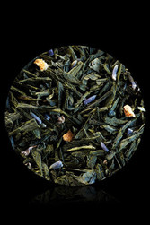 thé vert aromatisé - thé vert aromatisé - CALISA :  vente  thés,cafés et infusions - Voir en grand