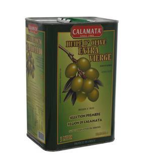 Huile d'Olive  Kalamata 3L - Huile d'Olive  - La Grèce Gourmande - Voir en grand