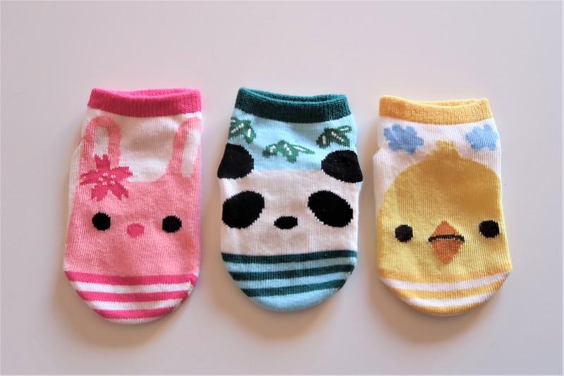 Chaussettes bébé - Voir en grand