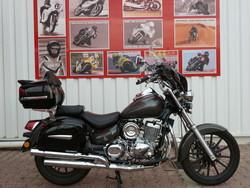 DAELIM 125 DAYSTAR SPECIALE ANGEL'S MOTOS DIJON CHENOVE - Voir en grand