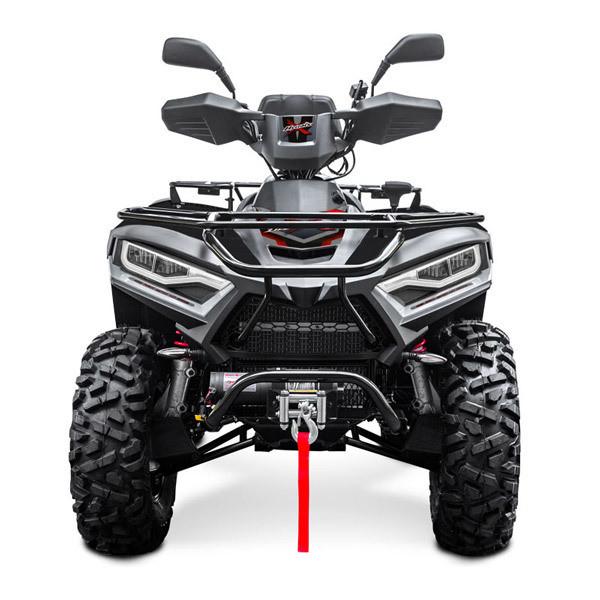 Quad HY570 X et EPS HYTRACK ANGEL'S MOTOS DIJON CHENOVE 21 - Voir en grand
