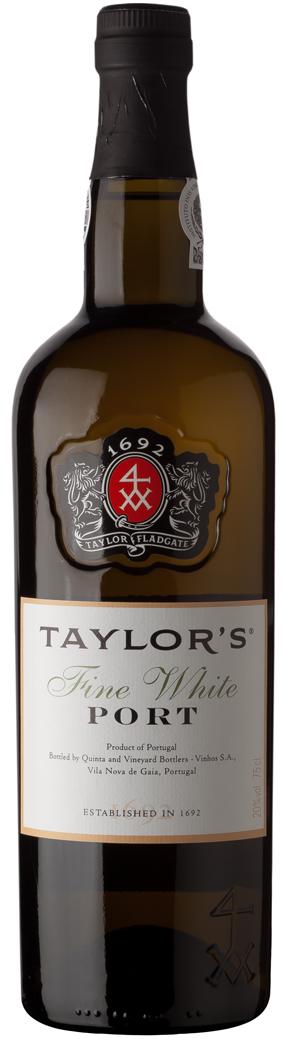 Porto blanc fine white Taylor's Whiskies & Spirits - Voir en grand