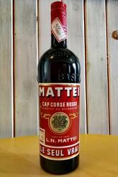 Cap corse rouge Mattei - Liqueur et spiriteux - O MAQUIS CORSE - Voir en grand