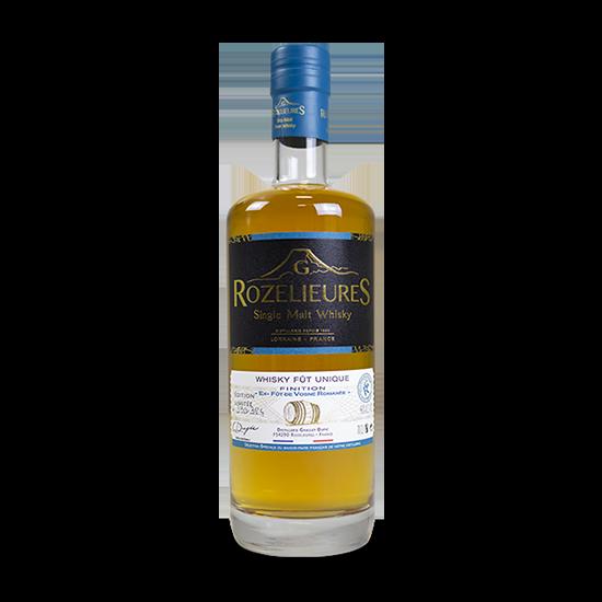 rozelieure whiskies & spirits - Voir en grand