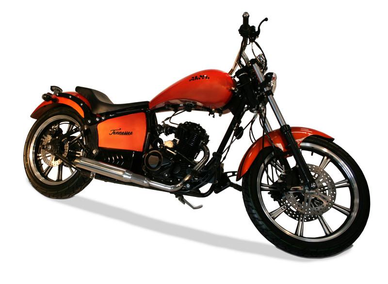 MAGPOWER 125 TENNESSEE ANGEL'S MOTOS DIJON CHENOVE - Voir en grand