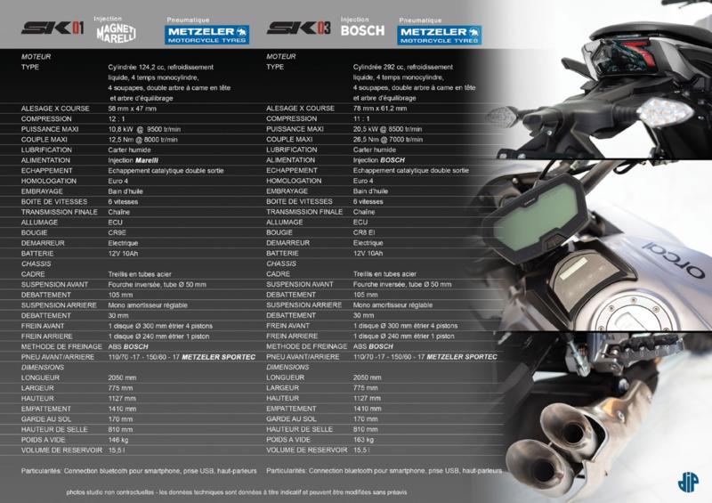 ORCAL distinction 125 SK01 ANGEL'S MOTOS DIJON 21  - Voir en grand