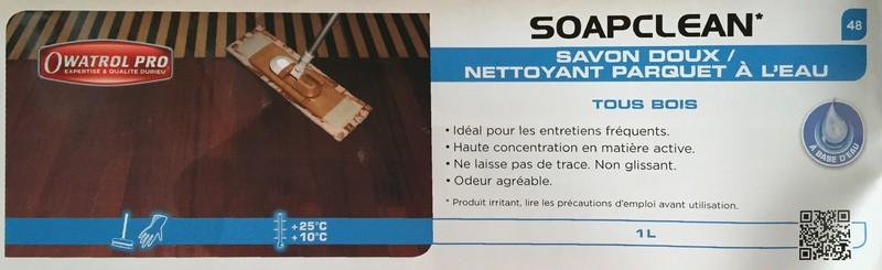 Owatrol Durieu soapclean catalogue - Voir en grand