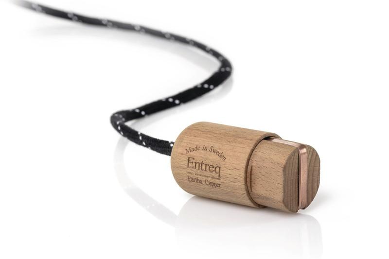 Entreq Eartha Cupper Schuko - Accessoires d'optimisation - Symphonie - Voir en grand