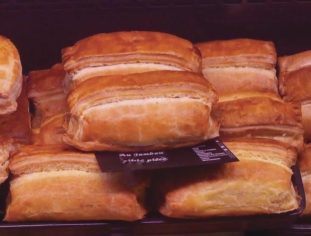 Petit pâté chaud au jambon - Pâtisserie salée - LA PETITE LOUISETTE - Voir en grand