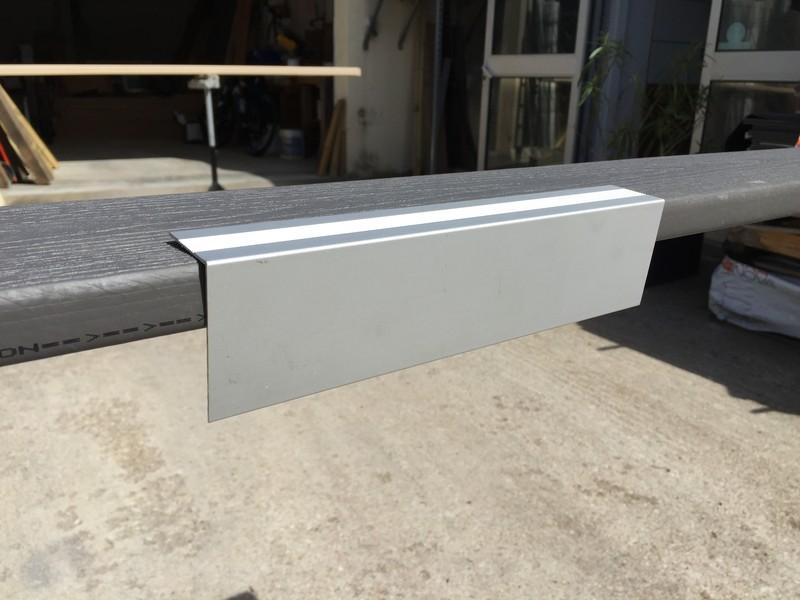 Corniere Finition Terrasse Composite
