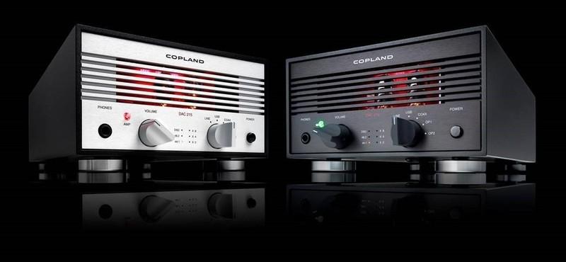 Copland DAC 215 - Sources numériques - Symphonie - Voir en grand