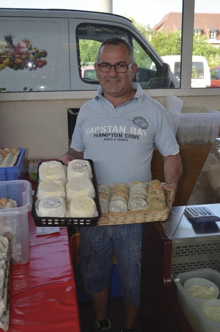 Les fermes du châtillonais version boucherie - Nos Bouchers / Charcutiers et Salaisons - HALLES DE MONTBARD, votre marché alimentaire de proximité - Voir en grand