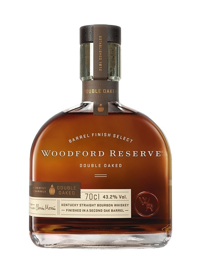 BOURBON WOODFORD DOUBLE OAKED 43°2 - WHISKIES AMÉRICAINS - WHISKIES AND SPIRITS - Voir en grand
