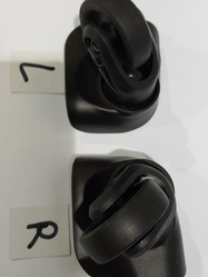ROULETTES pour valise coque JX9054 14106 - Voir en grand