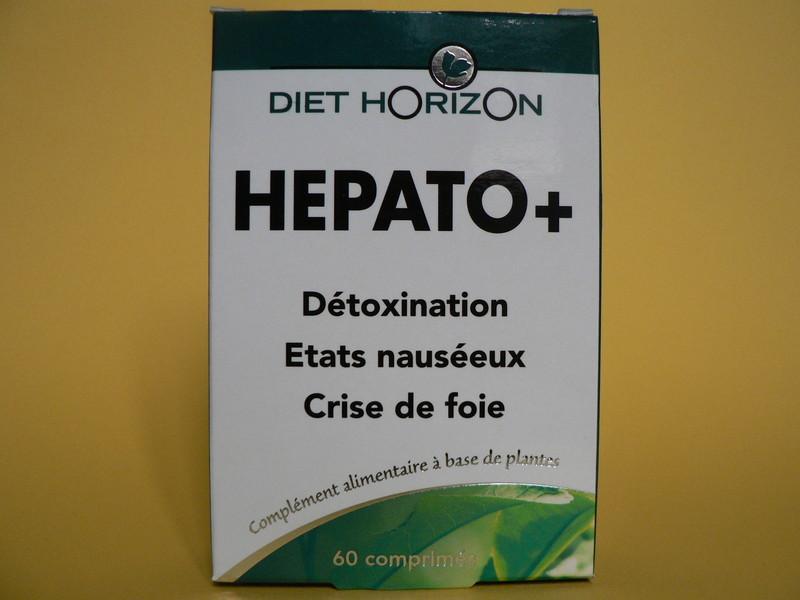 HEPATO+ - DIGESTION - MISS TERRE VERTE - Voir en grand