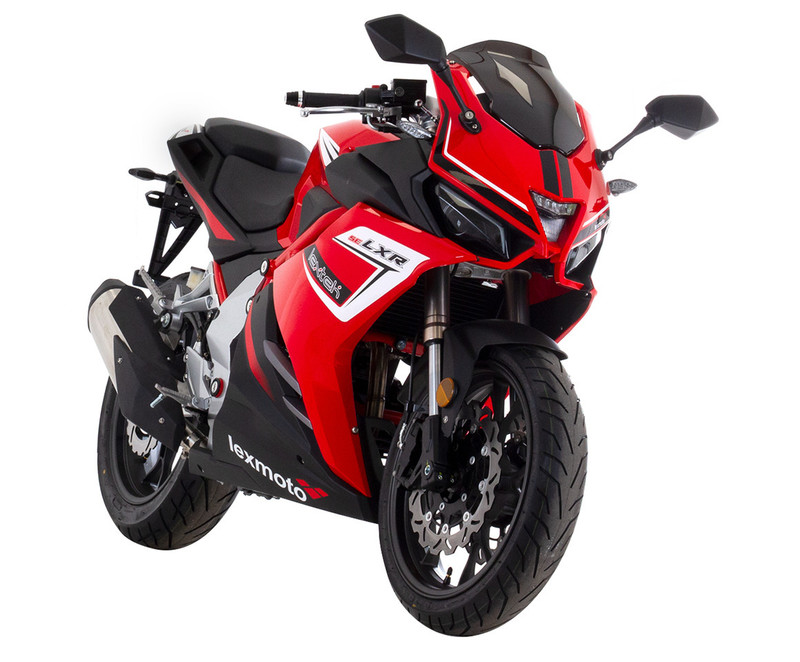 LEXMOTO 125 LXR SE ANGEL'S MOTOS DIJON CHENOVE 21 - Voir en grand