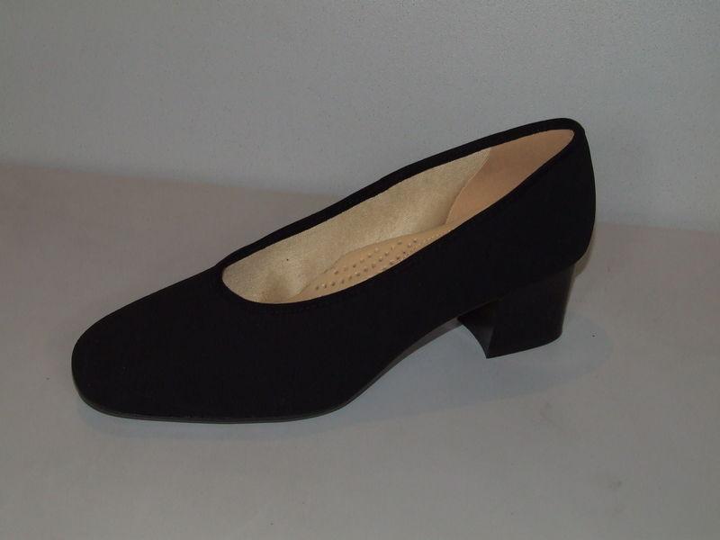 Trotteur doublé cuir - Modèle JOL - Chaussures confort femme - CHAUSSURES ROBUST - Voir en grand