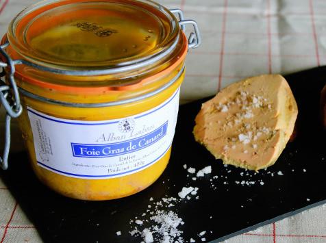 foie gras de canard entier 450g.jpeg - Voir en grand