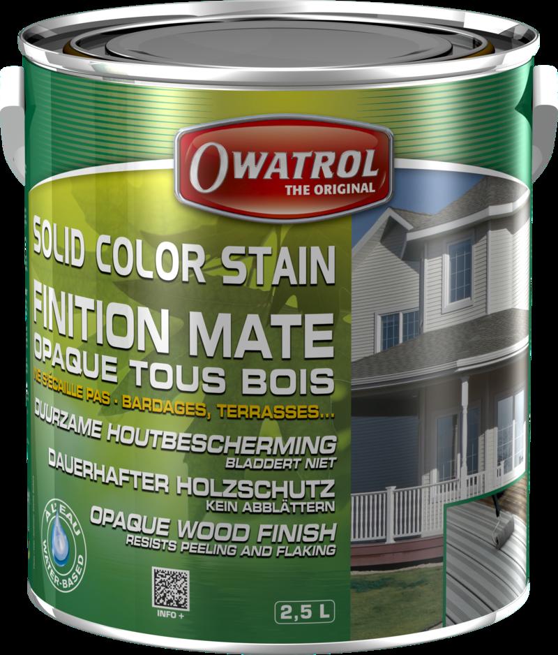 Owatrol DURIEU solid color stain - Voir en grand