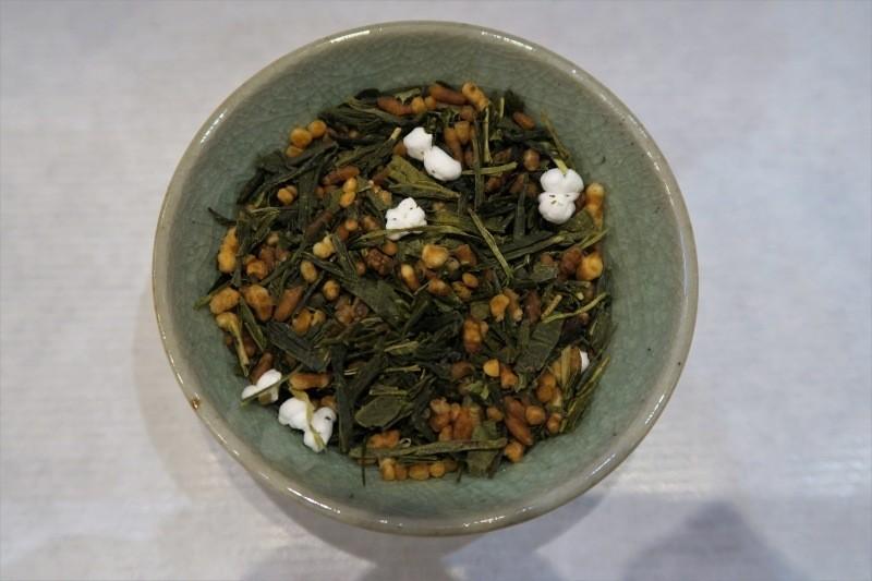 Thé des hautes rizières (genmaïcha) - Comptoir du Japon  - Voir en grand