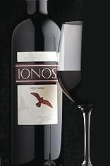 IONOS Cavino Rouge 0,75 ml - Vins - La Grèce Gourmande - Voir en grand