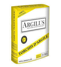Torchis d'argile - Naturel21 - Voir en grand