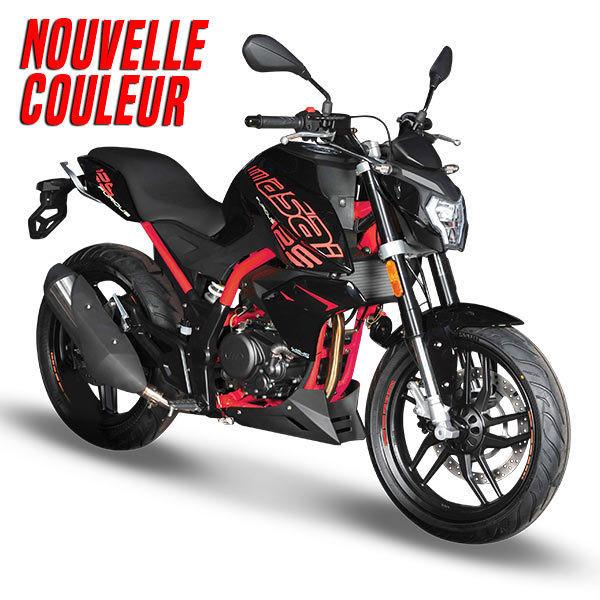 MASAI 125 FURIOUS 2020 ANGEL'S MOTOS DIJON CHENOVE - Voir en grand