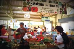 Breuilly Christian - Nos Primeurs / Producteurs de fruits et légumes  - HALLES DE MONTBARD, votre marché alimentaire de proximité - Voir en grand