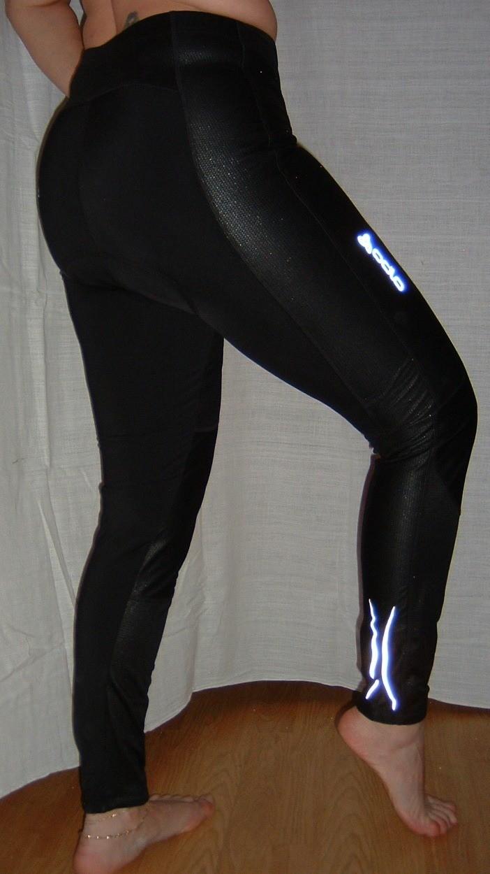 Collant Sans Bretelles Femme Ride Odlo Rando Fitness Venarey Cycles