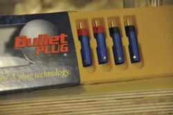 Connecteurs RCA Eichmann Bullet Plug - Accessoires d'optimisation - Symphonie - Voir en grand