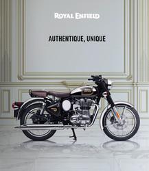 ROYAL ENFIELD 500 CHROME ANGEL'S MOTOS - Voir en grand