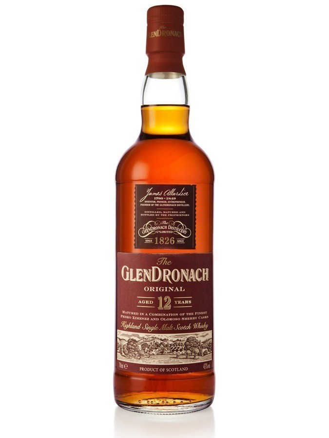 GLENDRONACH Whiskies & Spirits - Voir en grand