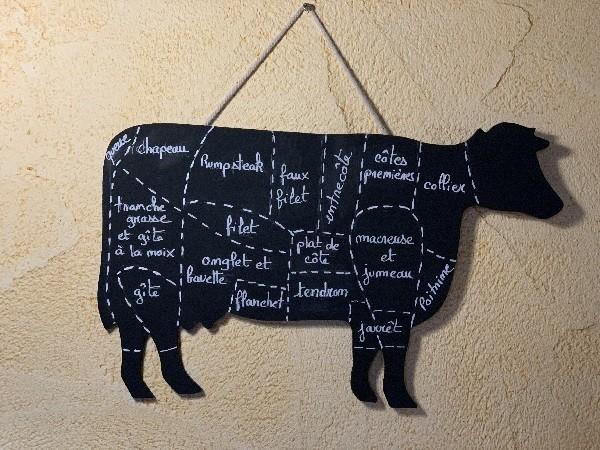Tableau-noir-animal-vache-Fruirouge-et-Cie (2).JPG - Voir en grand