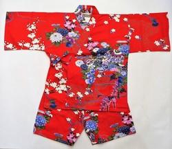 Jinbei fille M 4-5 ans - Comptoir du Japon - Voir en grand