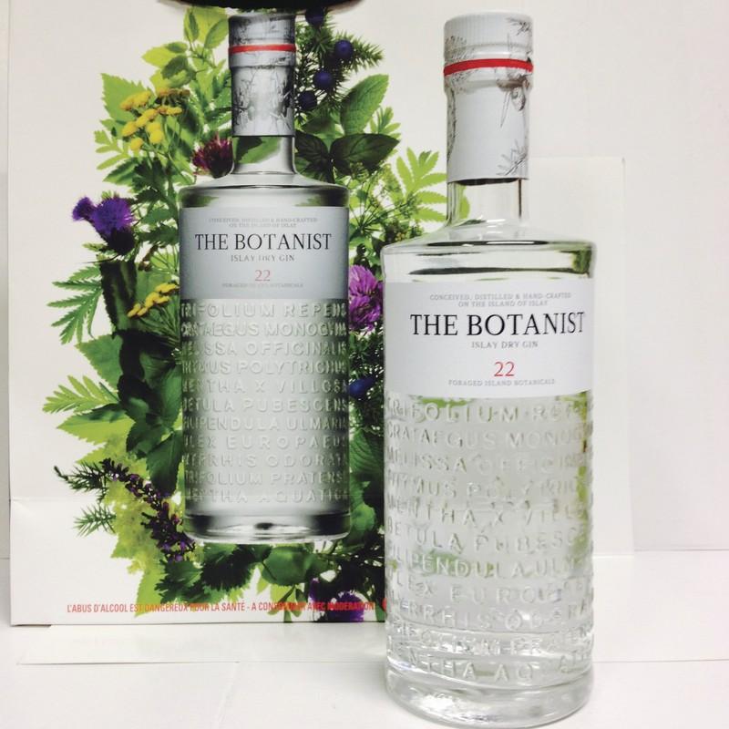 Gin Botanist whiskies & spirits - Voir en grand