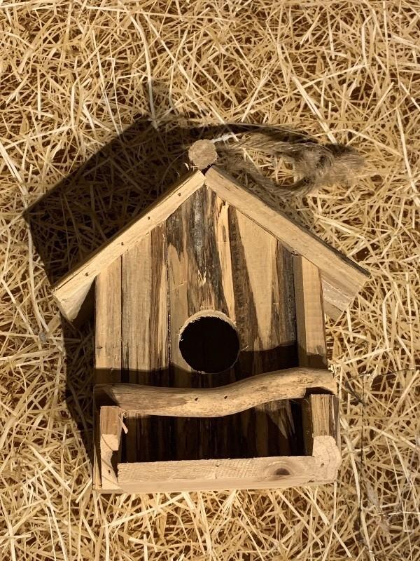 Nichoir-oiseau-maison-bois-Fruirouge-et-Cie - Voir en grand