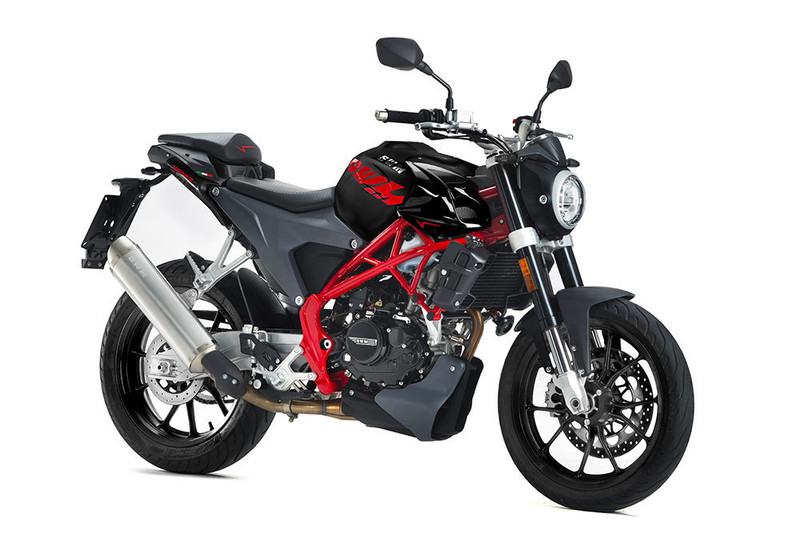 SWM Varez 125 ANGEL'S MOTOS DIJON CHENOVE - Voir en grand