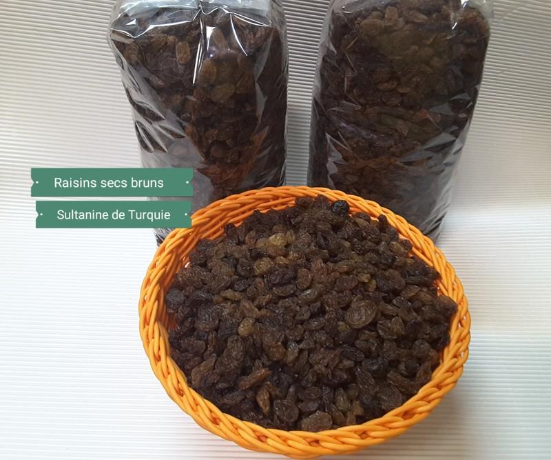Raisins Sultanine (3).jpg - Voir en grand