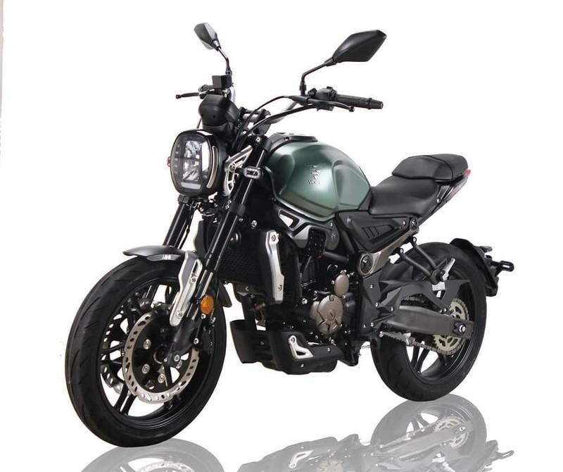 VOGE 300 AC ANGEL'S MOTOS DIJON CHENOVE - Voir en grand
