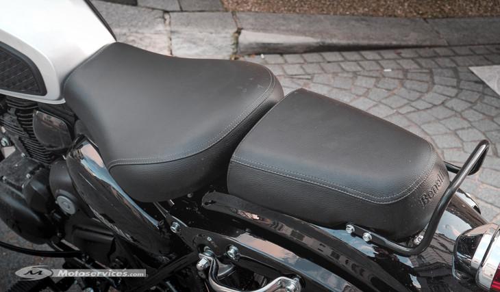 BENELLI 400 impériale ANGEL'S MOTOS DIJON CHENOVE - Voir en grand